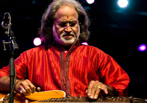 MUSIC: Mesmeric Music With The Mohan Veena